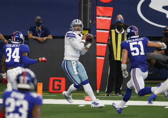 NFL Odds: Comeback Player of the Year – Dak Prescott the Absolute Favorite