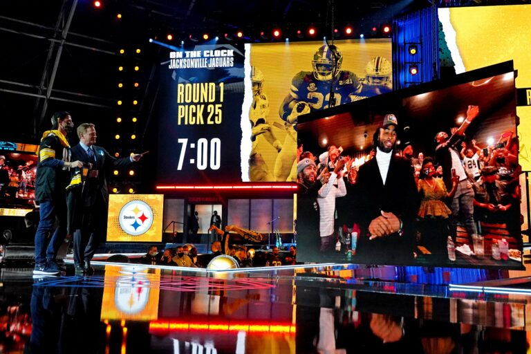 2021 Draft Picks: All Pittsburgh Steelers picks from the NFL Draft