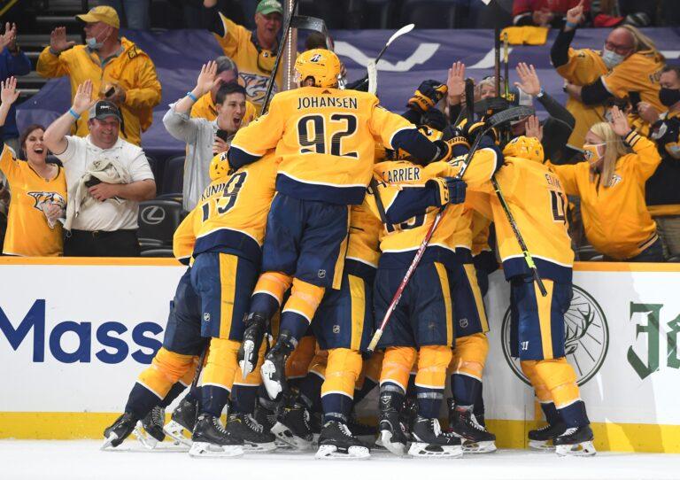 NHL Picks: Hurricanes vs Predators Prediction, Lines (May 23)
