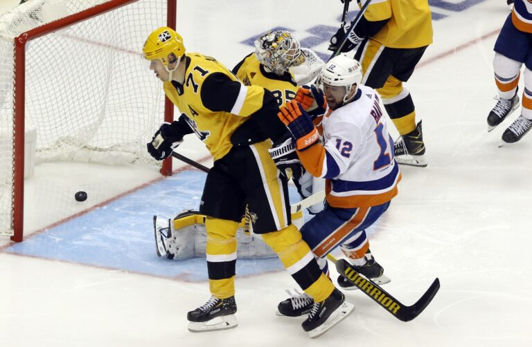 Free NHL Pick: Penguins vs. Islanders Prediction & Lines (May 26)