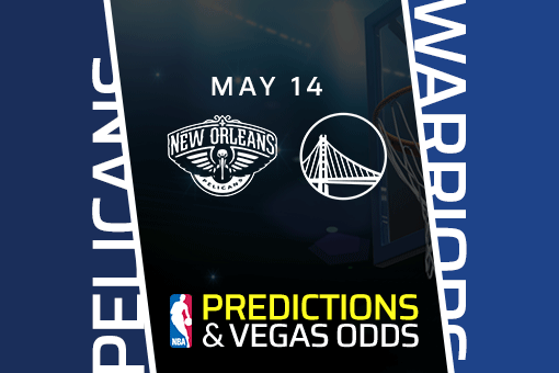 NBA Picks: Pelicans vs Warriors Prediction, Vegas Odds (May 14) – Take the Under
