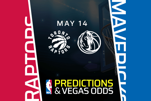 NBA Picks: Raptors vs Mavericks Prediction, Vegas Odds (May 14) Bet Mavericks on the Spread