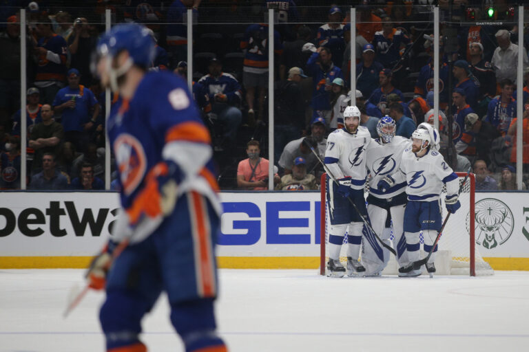 NHL Picks: Lightning vs Islanders Prediciton, Lines (June 19)