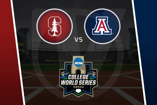 College World Series 2021: Stanford vs Arizona Schedule, Odds (June 2021)