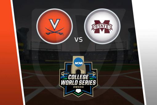 College World Series 2021: Virginia vs Mississippi State Schedule, Odds (June 22)