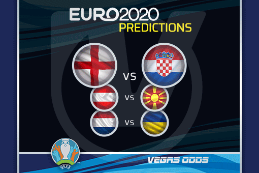 Vegasodds Euro 2020 Picks: Bet England and Austria to Win, Avoid the Netherlands
