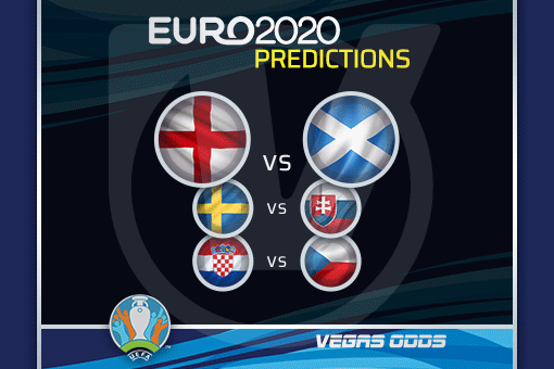 EURO 2020: England To Beat Rivals, Under 2.5 Goals for Sweden/Slovakia (Jun 18)