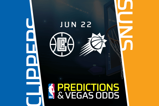 NBA Picks: Los Angeles Clippers vs Phoenix Suns Prediction, Odds Game 2 (June 22)