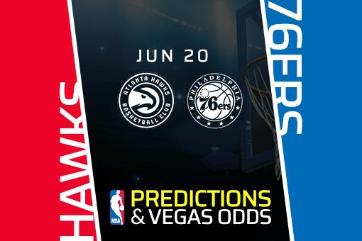NBA Picks: Hawks vs 76ers Prediction, Odds (June 20)