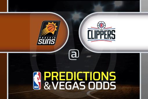 NBA Picks: Suns vs. Clippers Prediction, Odds (June 30)