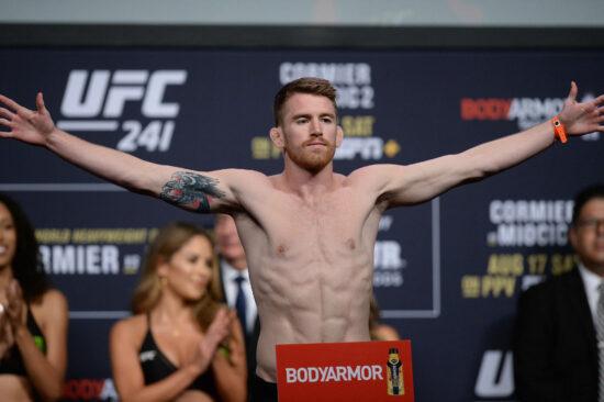 UFC: Cory Sandhagen Reveals Title Conversation With Sean Shelby