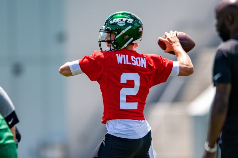 Zach Wilson Finally Signs a Rookie Deal With New York Jets