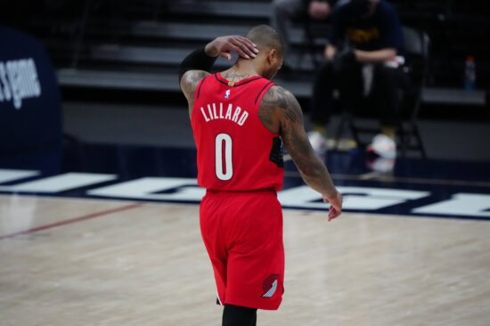 Damian Lillard Allegedly Planning To Request A Trade From the Trail Blazers