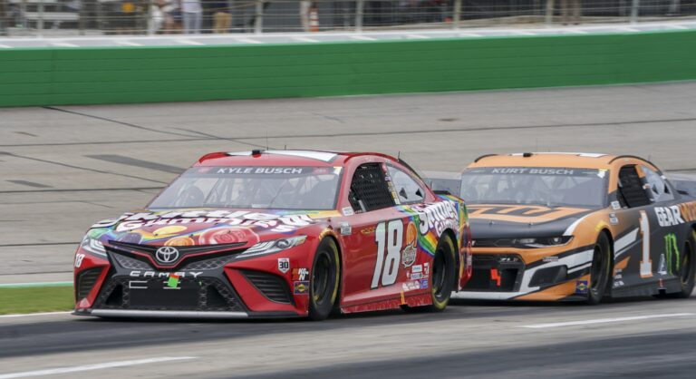 NASCAR: Foxwoods Resort Casino 301 Preview, Odds & Pick (July 18)