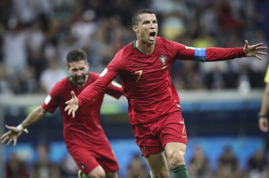 Cristiano Ronaldo Definitely Staying at Juventus