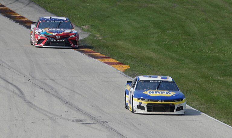 NASCAR: Verizon 200 at the Brickyard Preview, Odds & Pick (Aug 15)