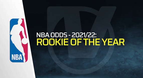 Odds for the 2021/22 NBA Rookie of the Year Award