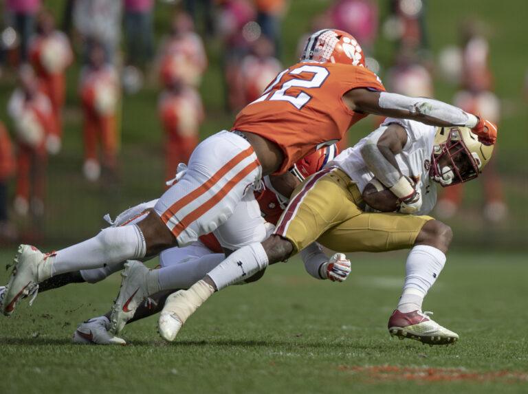Free NCAAF Pick: Boston College vs Clemson Prediction, Odds (Oct 2)