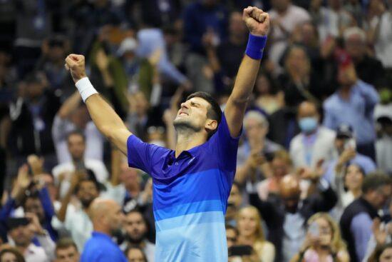 Novak Djokovic on the Verge of History, Favorite Against Daniil Medvedev