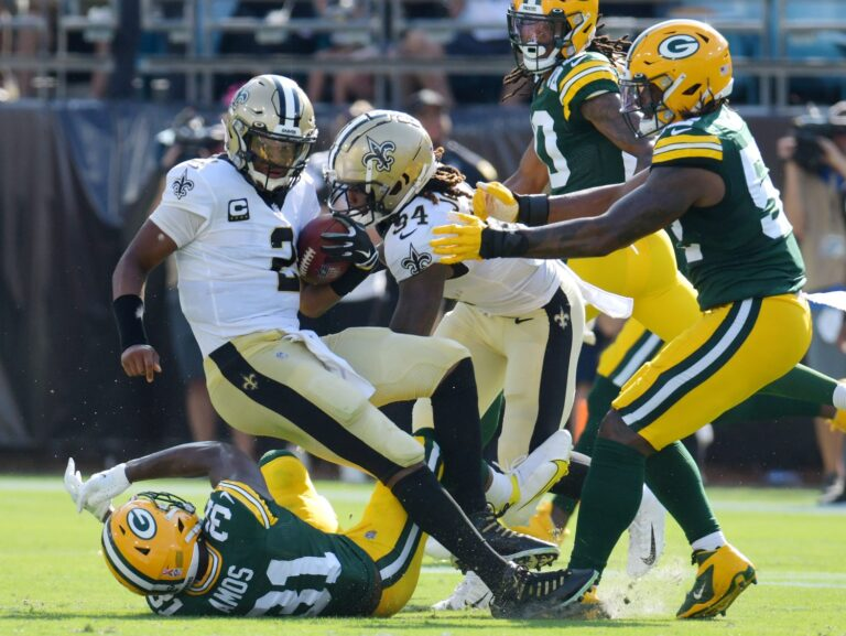 Free NFL Pick: Detroit Lions vs Green Bay Packers Prediction, Odds (Sept 20)