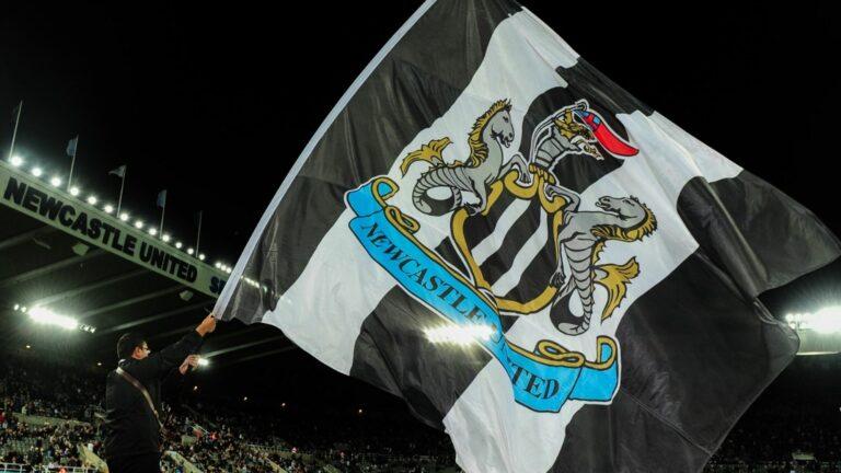 Soccer: Newcastle No Longer Favorite for Relegation After Saudi Takeover