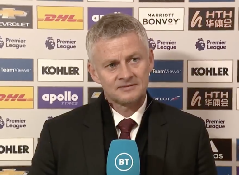 Lines for Next Man United Manager Paint Worrying Picture for Solskjaer