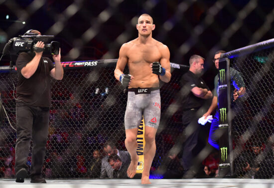 UFC: Belal Muhammad and Sean Strickland Trade Online Blows