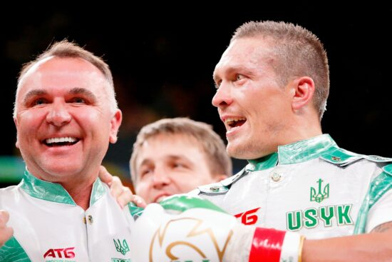 Usyk Ready to Face Joshua in Kyiv, Fight Might Happen in February or March 2022