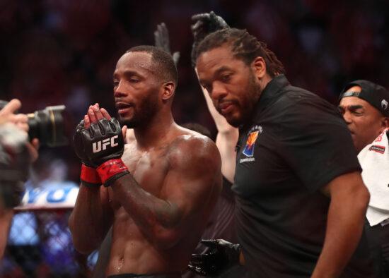 Lines Open as Leon Edwards vs. Jorge Masvidal Targeted for UFC 269