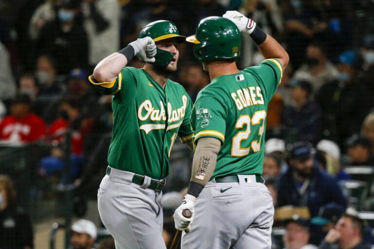 MLB Expert Picks Athletics vs Astros Prediction, Odds (Oct. 1)