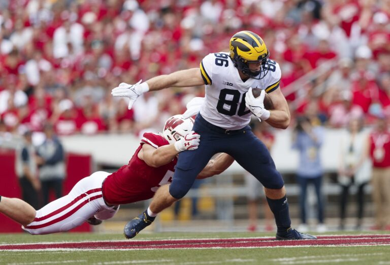 College Football Picks: Michigan vs Nebraska Predictions, Odds