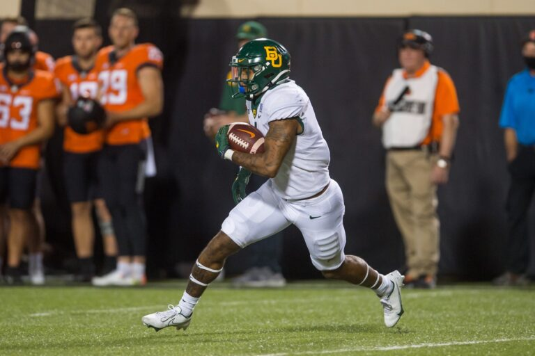 College Football Picks: West Virginia vs Baylor Odds, Preview (Oct 9th)