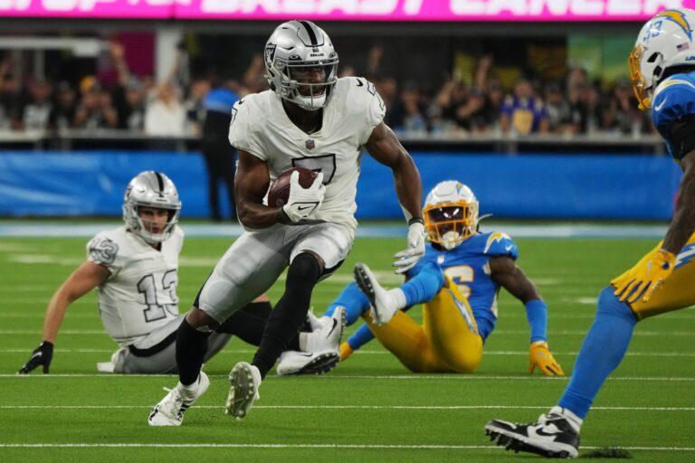 NFL Picks: Bears vs Raiders Prediction, Week 5 Vegas Odds