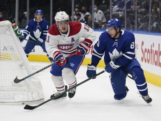 NHL Pick: Canadiens vs Maple Leafs Preview, Odds & Prediction (October 13)