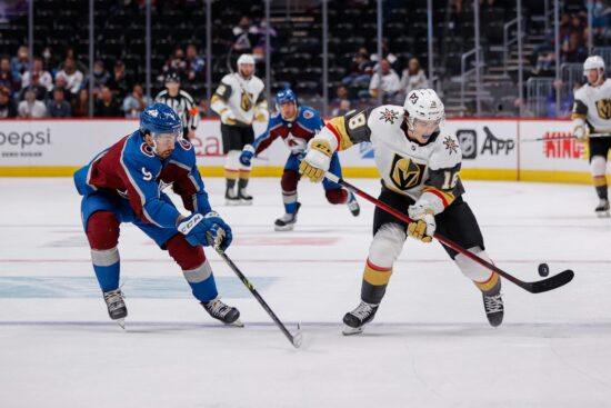 NHL Pre-Season: Avalanche Beaten By Golden Knights, Wins For Stars & Panthers