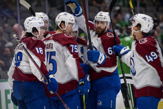 NHL Odds: Colorado Avalanche Shorten In Stanley Cup Betting Odds
