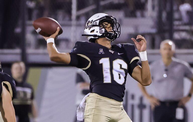 College Football: Central Florida vs. Cincinnati Prediction & Odds (October 16)