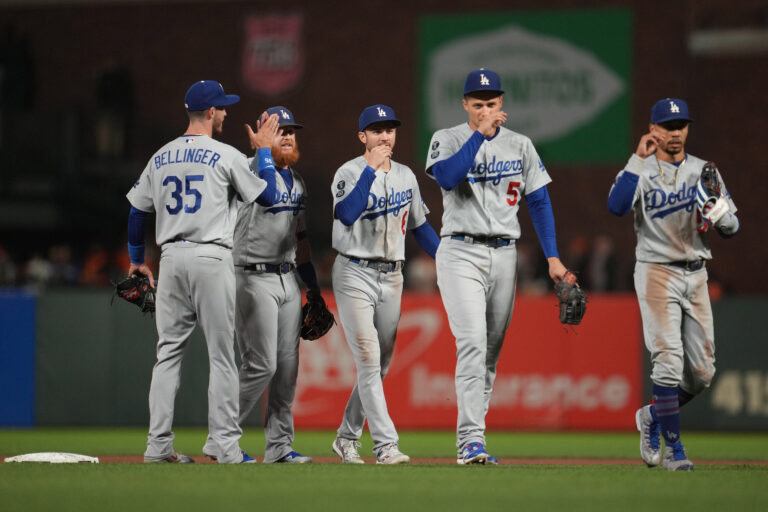 MLB Expert Picks: Giants vs Dodgers NLDS Game 3 Vegas Odds, Prediction
