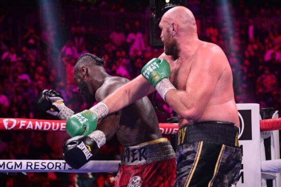 Tyson Fury KOs Deontay Wilder in 11th Round, Defends the WBC Belt
