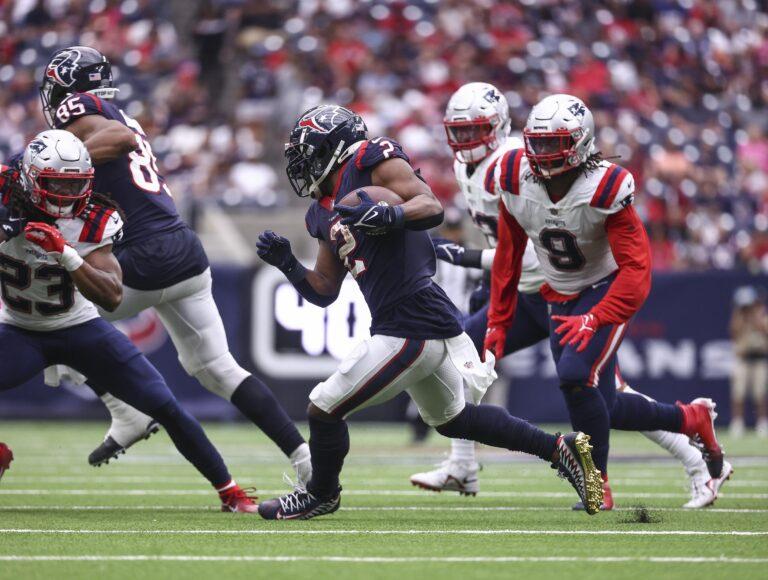 NFL Picks Week 6: Texans vs Colts Vegas Odds, Prediction (Oct 17)