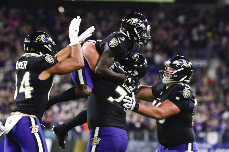 NFL Picks Week 6: Chargers vs Ravens Vegas Odds, Prediction (Oct 17)