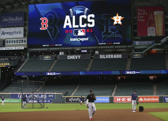 MLB Expert Picks: ALCS Game 1 Red Sox vs Astros Vegas Odds, Prediction (Oct 15)