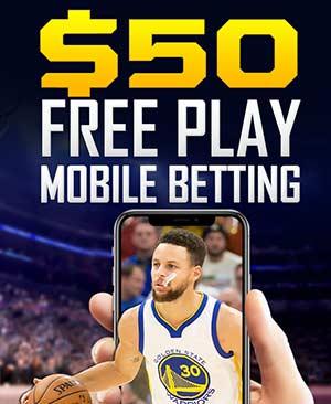 Free play mobile bonus.